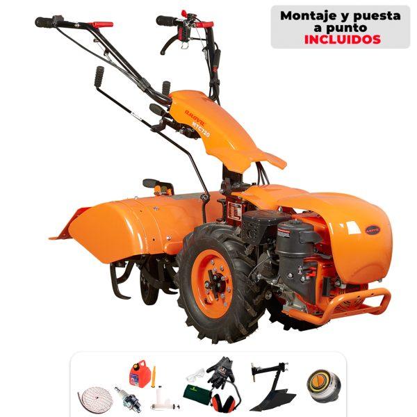 Anova MTC720 7 PS Rototiller + Montage und Inbetriebnahme
