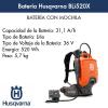 Batería de mochila BLi520X