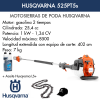 Motosierra de Poda Husqvarna T25PT5s