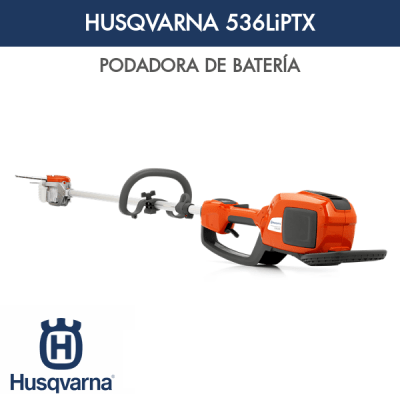 Podadora Husqvarna 536LiPTX a batería