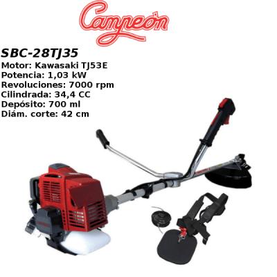 Desbrozadora Campeon SBC-28TJ35