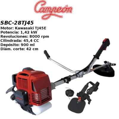 Desbrozadora Campeon SBC-28TJ45