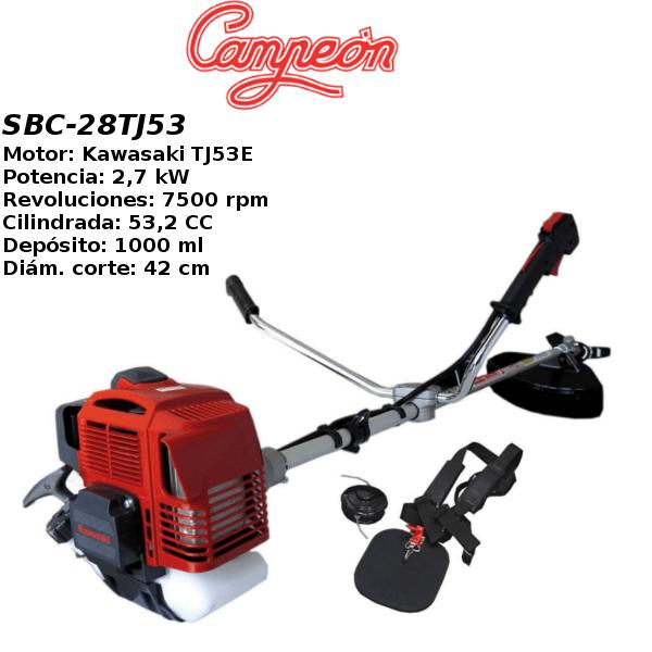Desbrozadora Campeon SBC-28TJ53