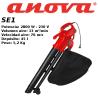 Soplador aspirador eléctrico Ikra Anova SE1