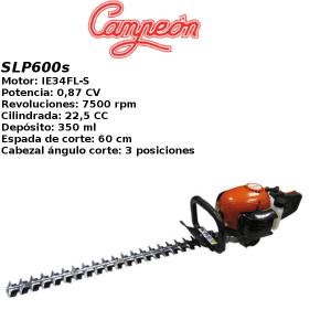 Cortasetos Campeon SLP600s