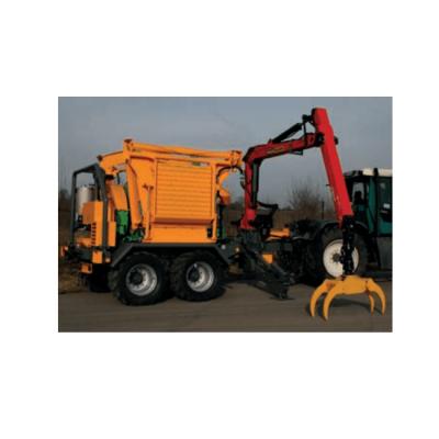 Astilladora HM 10-500 14-800 KTL Heizomat