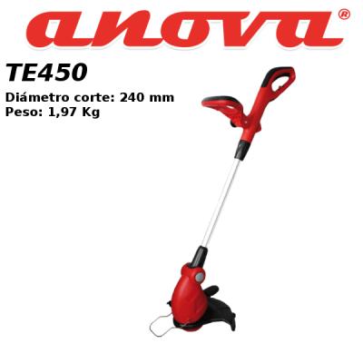 Desbrozadora eléctrica Ikra Anova TE450