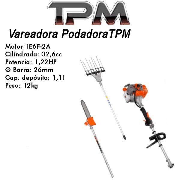 Vareadora Podadora TPM
