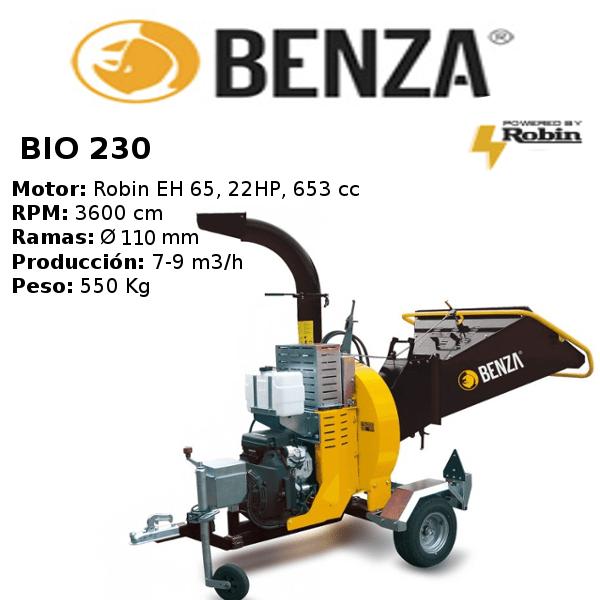 astilladora-de-rama-benza-BIO 230
