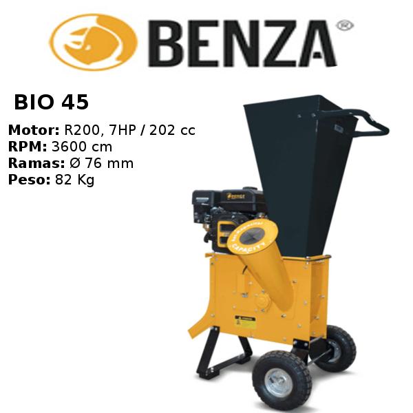 astilladora-de-rama-benza-BIO 45