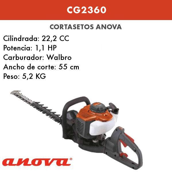 Cortasetos Anova CG2360