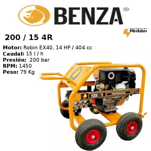 generador-benza-200-15 4R