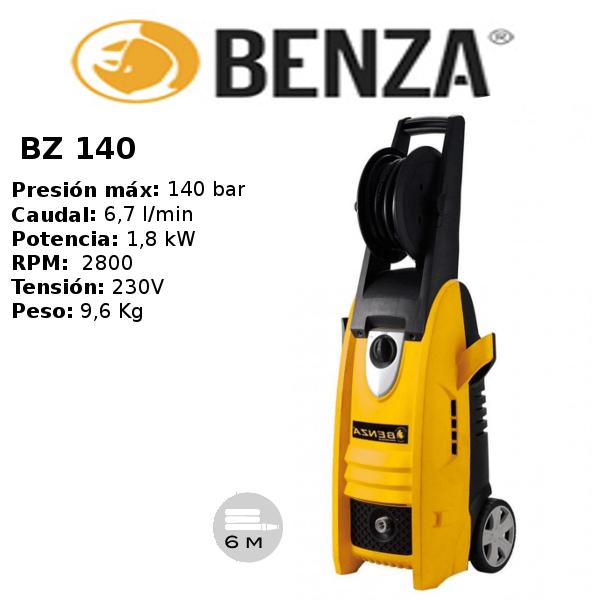generador-benza-BZ 140