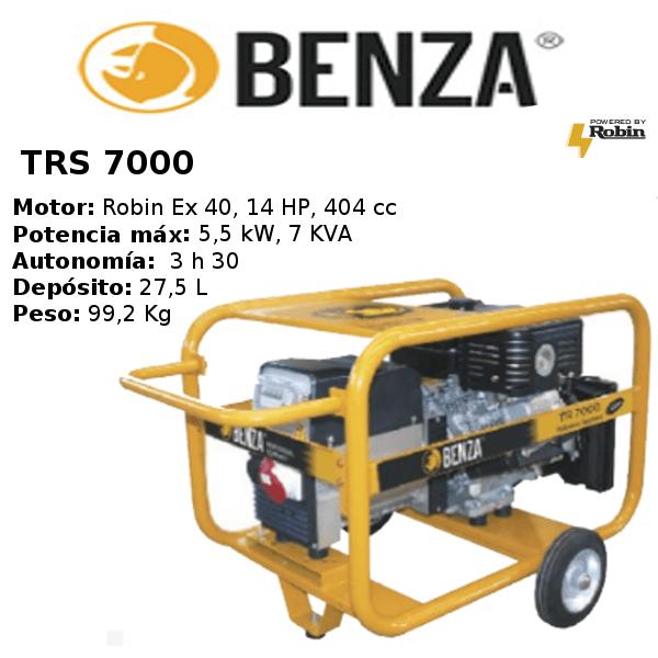 generador-benza-TRS 7000