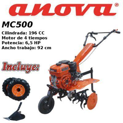 Motoazadas gasolina Anova MC500