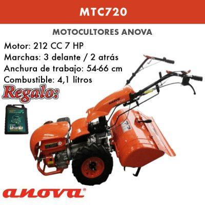 Motocultor Anova MTC720