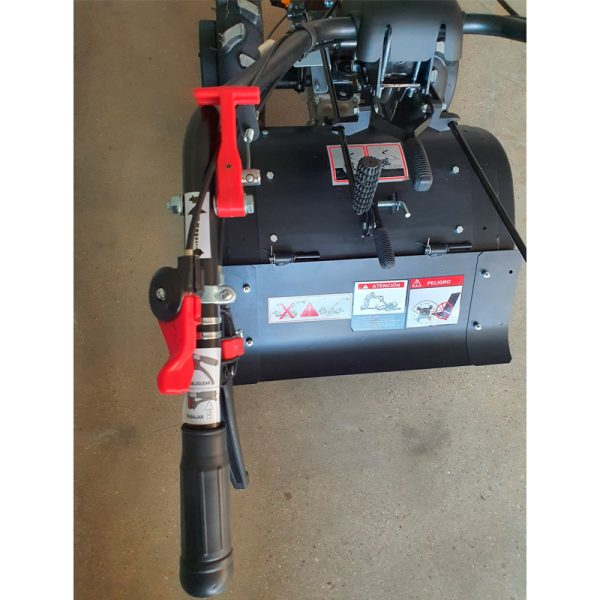 BENZA BZWT700 212cc motor cultivator