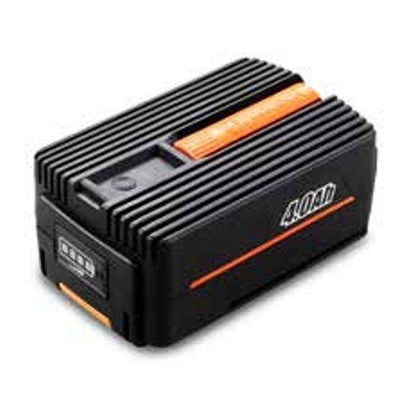 Ion-Lithium Battery TPM SG40 40 V
