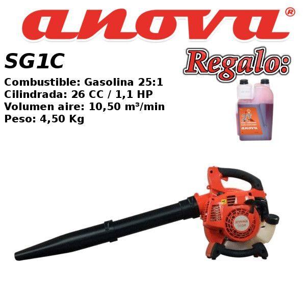 Soplador gasolina Anova SG1C