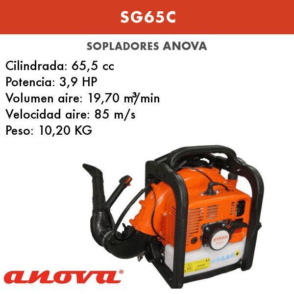 Soplador Anova SG65C