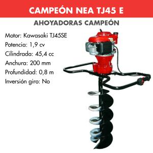 Ahoyadora Campeon NEA TJ45E
