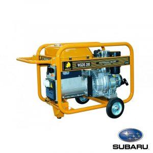 Motosoldadora BENZA WGDS 200 AC SUBARU Diesel