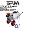 Carretilla sulfatadora TPM 4T 2 ruedas