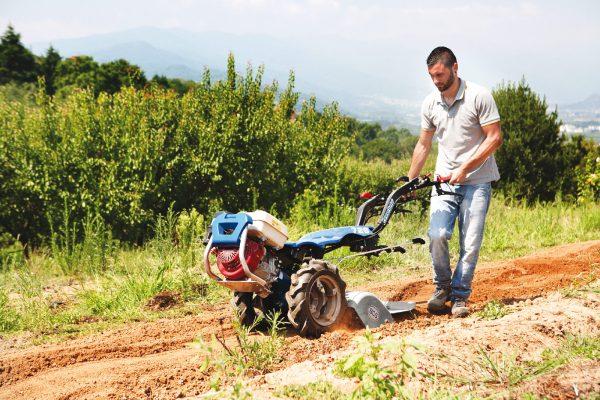 Motocultor BCS 728 Powersafe Gasolina HONDA GX-200 5,5hp