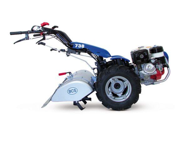 Motocultor BCS 738 Powersafe Gasolina HONDA GX-270 8,5hp