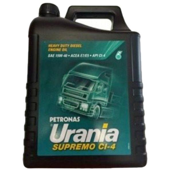Aceite Petronas Urania 15W40 4T 5 Litros