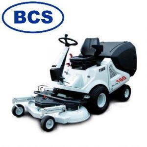 Tractores cortacesped BCS
