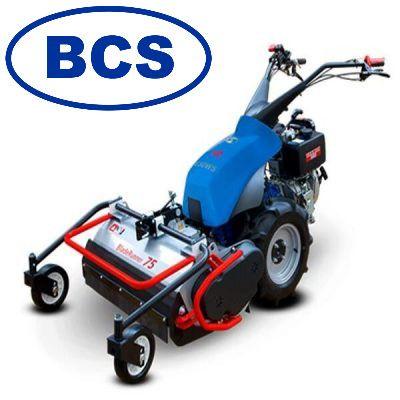 Desbrozadoras de martillos BCS