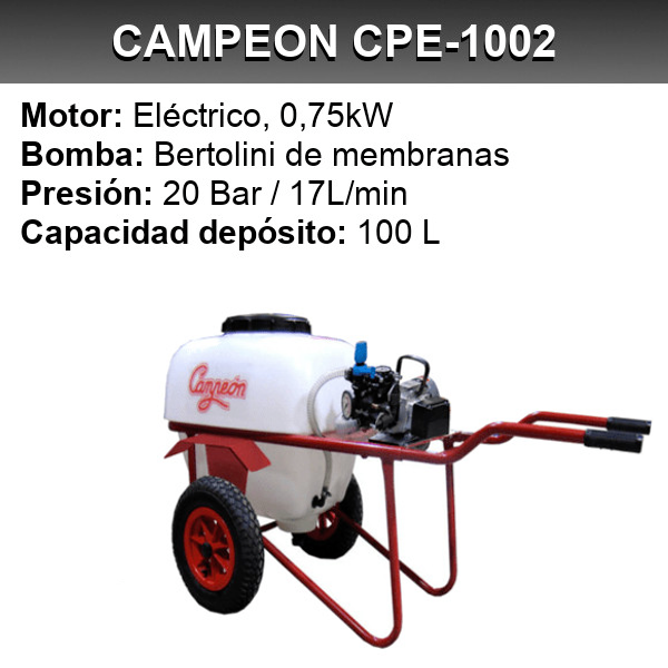 CAMPEON CPE-1002 Intermaquinas