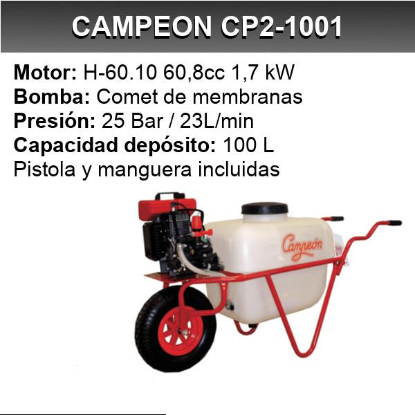 CAMPEON cp2-1001 iNTERMAQUINAS