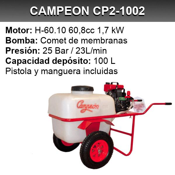 CP2-1002 Intermaquinas