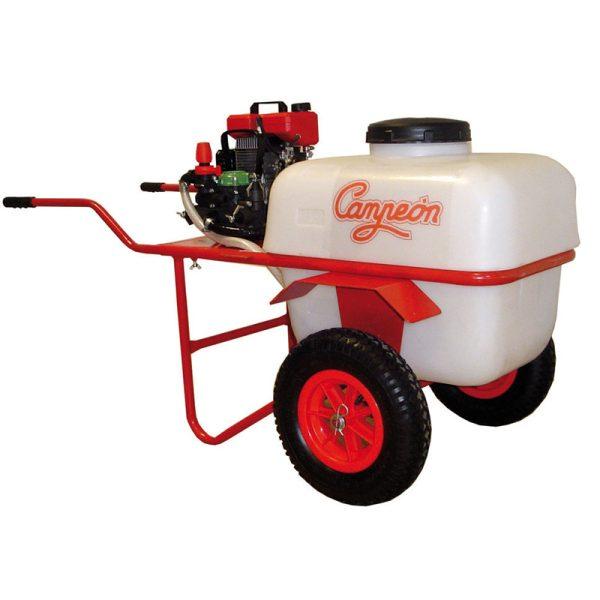 Camion de sulfatation 100 litres Campeon CP2-1002 60,8 cm2,3 XNUMX CV