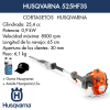 Cortasetos Husqvarna 525HF3S