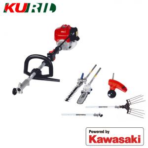 Desbrozadora Combi KMT 2427 Kuril motor Kawasaki