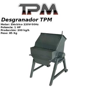 Desgranador TPM
