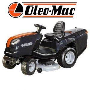Tractores cortacésped Oleo Mac