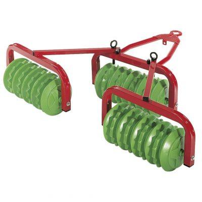 Apero Rodillo Aireador para tractor a pedales