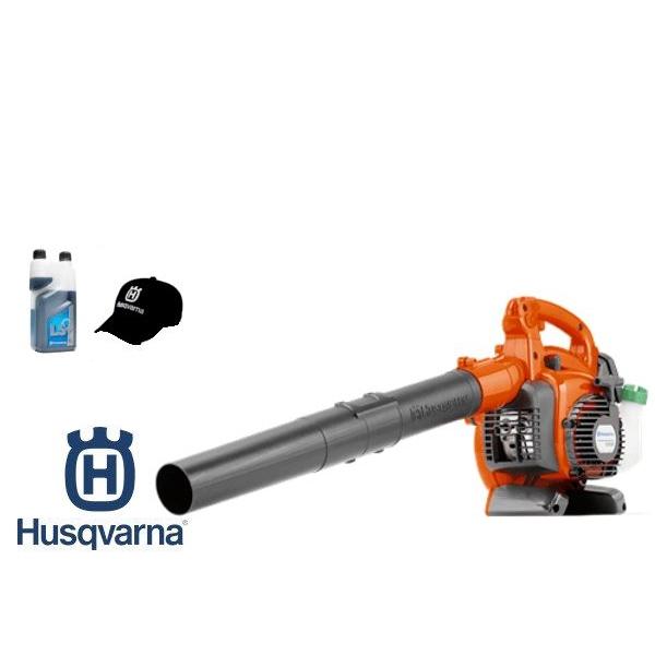 Husqvarna 125B 0.8kw blower