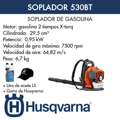Soplador Husqvarna 530BT