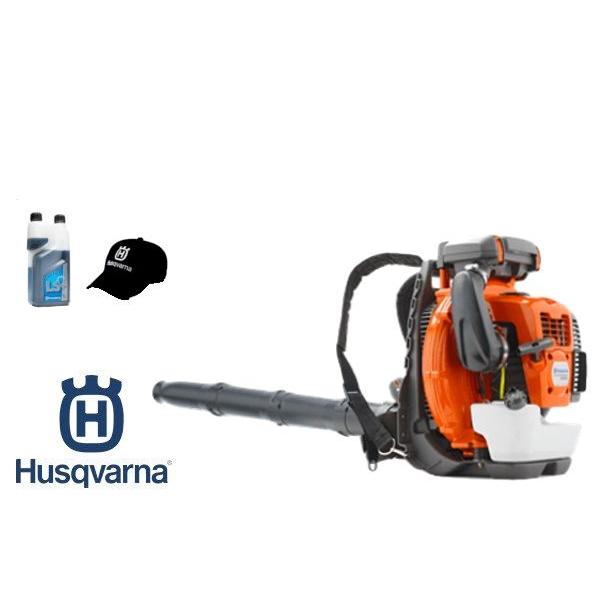 Husqvarna 580BTS 75.6cc blower