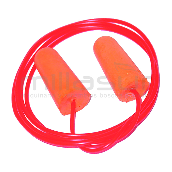 Ear plugs with rubber 99-1295
