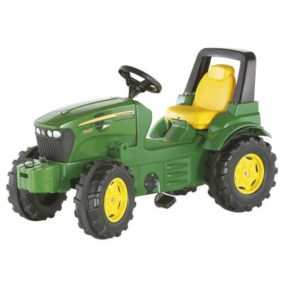 Tractor John Deere 7930 a pedales