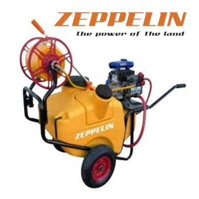 Carretillas sulfatadoras Zeppelin