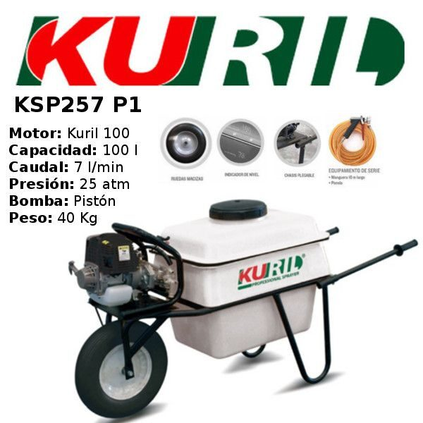 carretilla-pulverizadora ksp257 P1