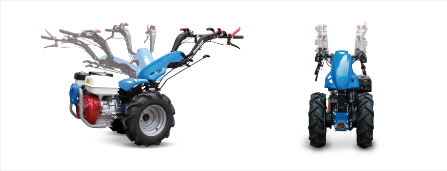 Ergonomia - Motocultor BCS 740