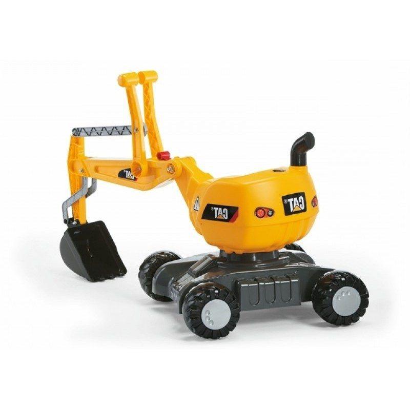 Excavadoras de juguete